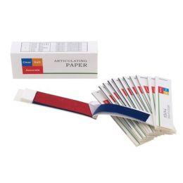 Artikulačních papír Pol-Intech červeno-modrý