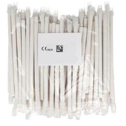 Odsavače vylučovací slin 100ks bílé
