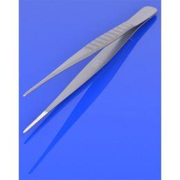 Pinzeta anatomické 18 cm, úzký vroubkovaný klika PR-240