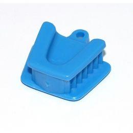 Podpěra na zuby na skus pryžová střední