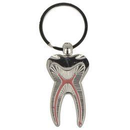 Stomatologická klíčenka - zub ENDO